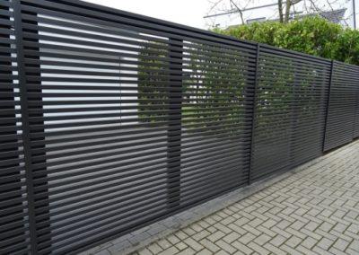 Sichtschutz Aluminium, JB-ZaunDesign